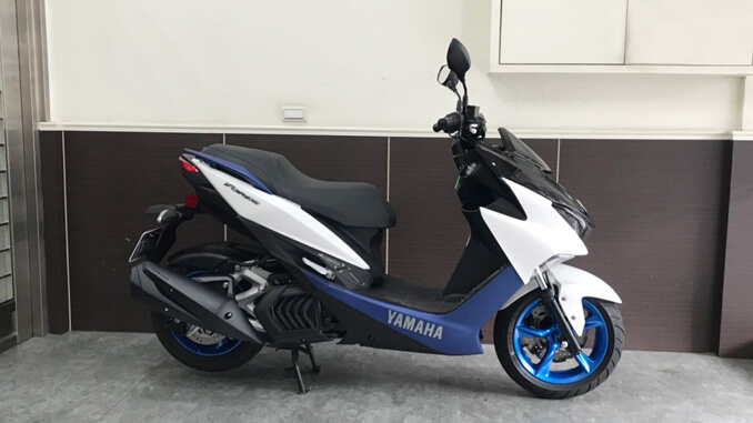 流當機車-山葉YAMAHA Force 155-2