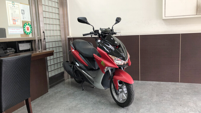 流當機車-山葉YAMAHA FORCE 155-1