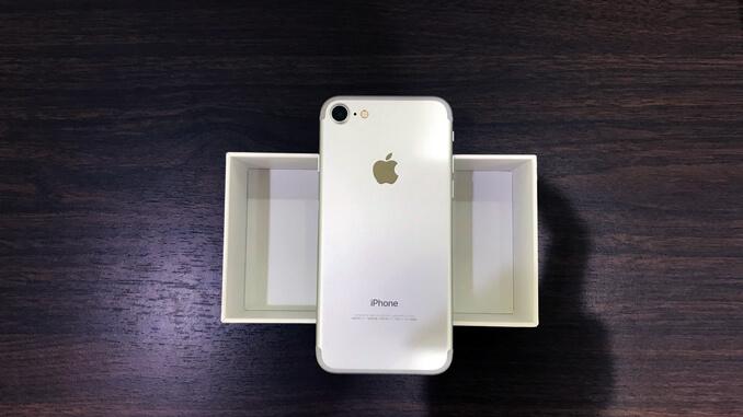 IPHONE 7 128GB 銀色 -3
