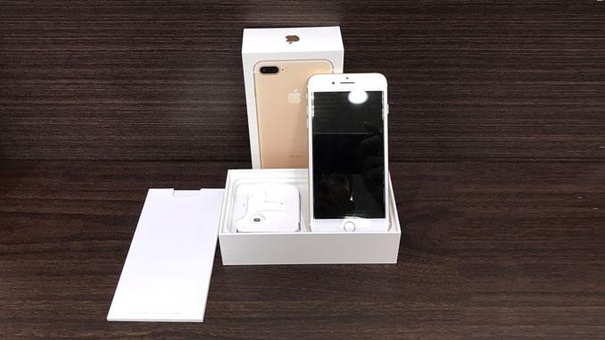 IPHONE 7 PLUS 128GB 香檳金 -2