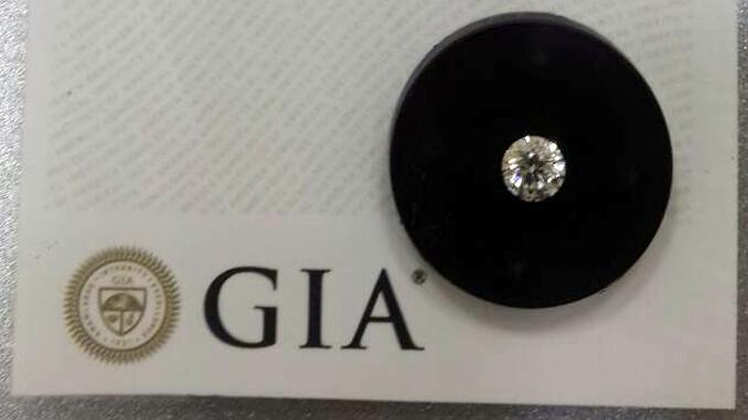 GIA 鑽石裸鑽(裸石) 1.02ct -1