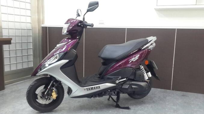 流當機車-山葉YAMAHA RS ZERO 100-3