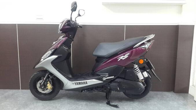 流當機車-山葉YAMAHA RS ZERO 100-4
