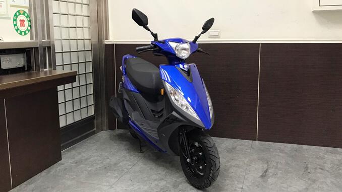流當機車-三陽SYM RX 110-1