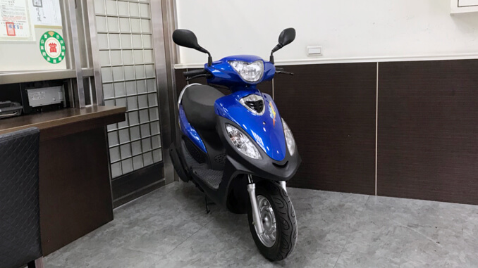 流當機車-光陽KYMCO 奔騰V2 125-1