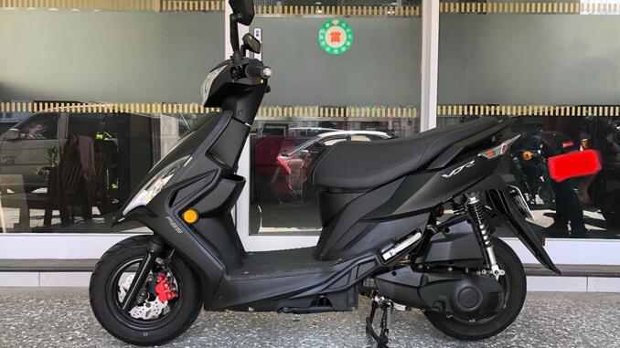 流當機車 - 光陽KYMCO VJR 125 ABS-2