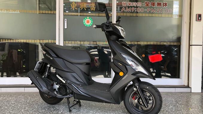 流當機車 - 光陽KYMCO VJR 125 ABS-3