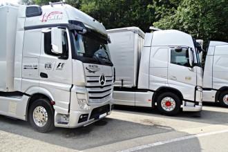 【八噸貨車借款免留車案例】王先生
