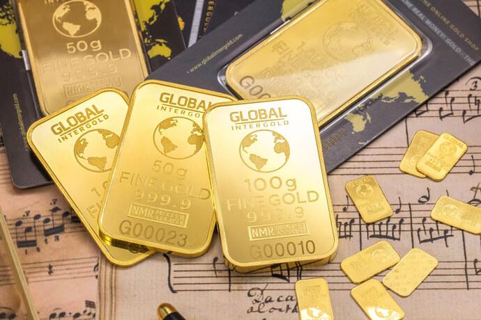 黃金收購,高價回收黃金、鉑金等飾品